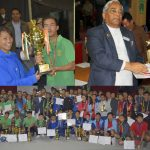 NPS Wins ARCEIS Table Tennis Tournament 2018